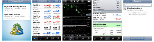 roboforex iphone trader