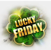 JustForex lucky friday