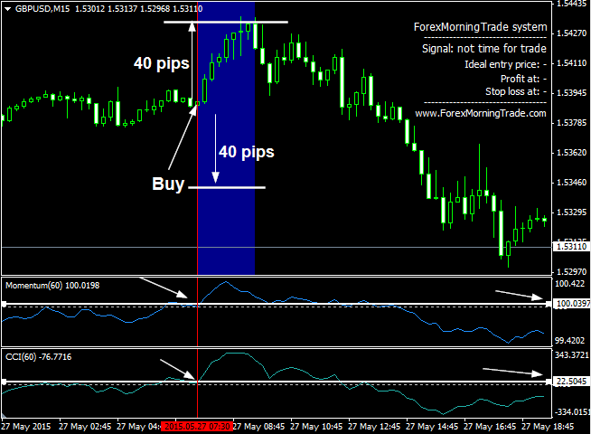 Forex morning trade system review