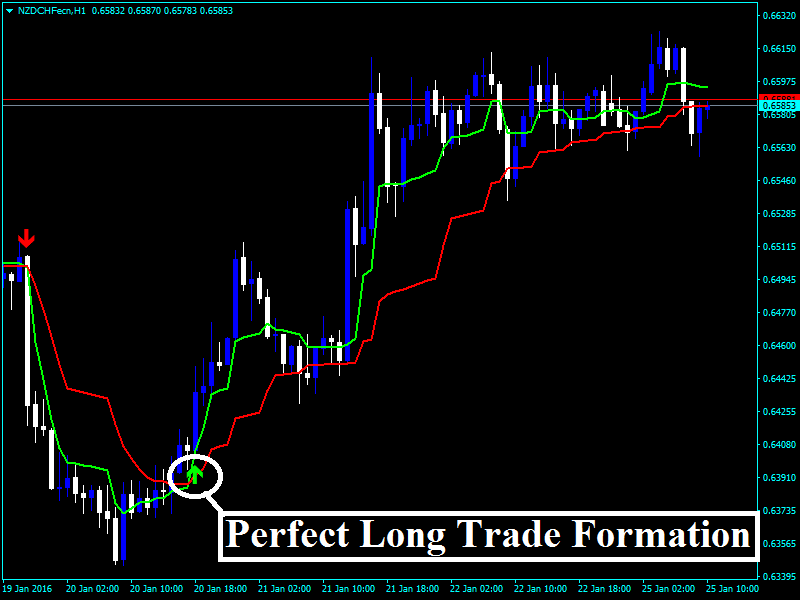 Forex market timing indicator