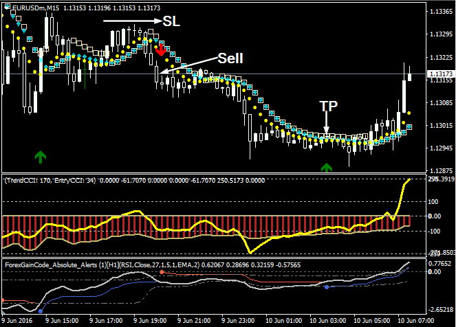 Forex gain and loss
