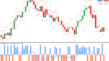 Forex Candle Meter Indicator